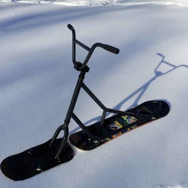 Snowscoot_metal gun_1