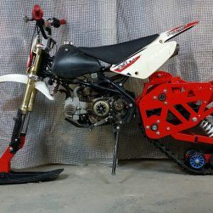 Snowbike_red_1