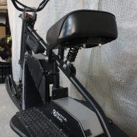 Electric snowbike_black_14