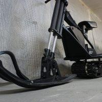 Electric snowbike_black_15