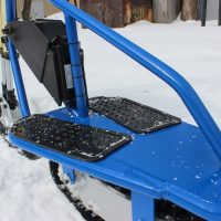 Electric snowbike_blue_3