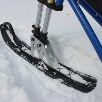Electric snowbike_blue_5