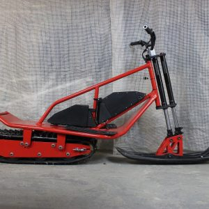 Electric snowbike_red28_1