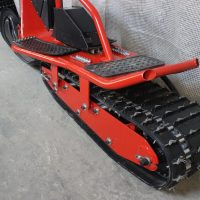 Electric snowbike_red28_8