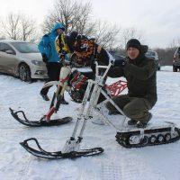 Electric snowbike_white_1