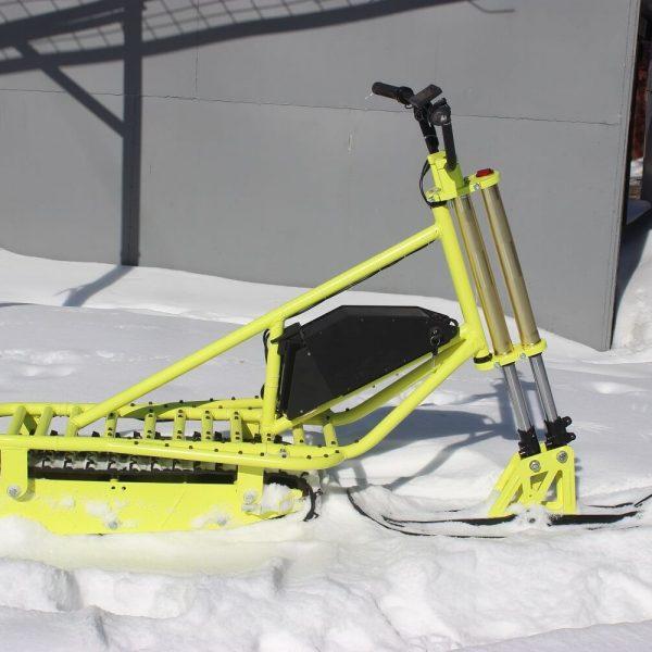 electric snowbike