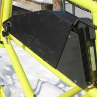 electric snowbike yellow_14