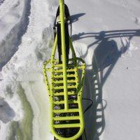 electric snowbike yellow_5
