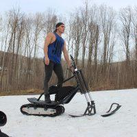 electric snowbike_black_4
