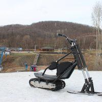 electric snowbike_black_6