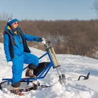 electric snowbike_blue_9
