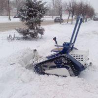 Мини трактор вездеход_2