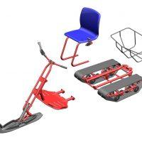 Modular snowmobile_x2_2