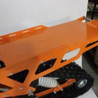 Гусеница на мотоцикл_гусеничный комплект_снегоходный комплект для мото_10