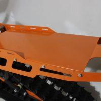 Гусеница на мотоцикл_гусеничный комплект_снегоходный комплект для мото_11