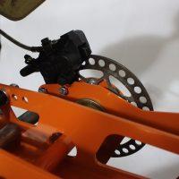 Гусеница на мотоцикл_гусеничный комплект_снегоходный комплект для мото_9