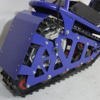 Электро снегоход_electric snowscooter_3Kw_14