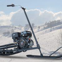 Снегоход снегокат Васюган Русак_1