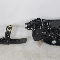 Гусенциа на питбайк_гусеничный комплект для питбайка_сноубайк комплект на мотоцикл_snowbike kit_1