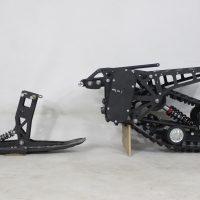 Гусенциа на питбайк_гусеничный комплект для питбайка_сноубайк комплект на мотоцикл_snowbike kit_2