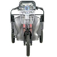 Грузовой электро трицикл_12