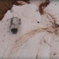 Беспилотный снегоход_4