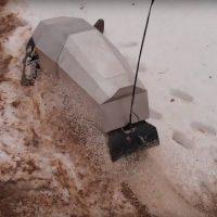 Беспилотный снегоход_5