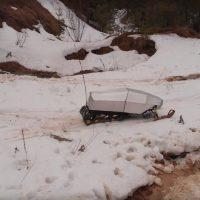 Беспилотный снегоход_6