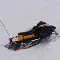 Беспилотный снегоход_9