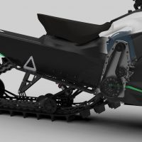 Electric snowmobile_1