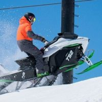 Electric snowmobile_3