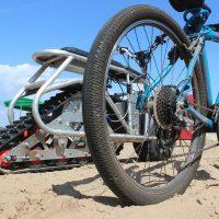 Гусеничный электро вездеход_sandbike_21