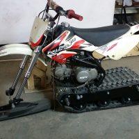 Гусеница для мотоцикла питбайк_1