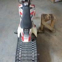 Гусеница для мотоцикла питбайк_4