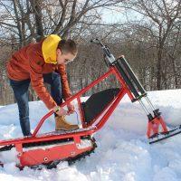 Прокат аренда снегоходов_3