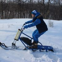 Прокат аренда снегоходов_6