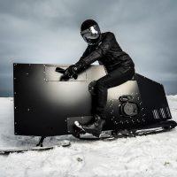 Cybertrack_electric snowmobile_cybertruck_6