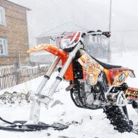 Fozen moto_гусенциа для мотоцикла_2