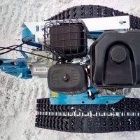 гусеничная приставка для мотоблока_снегоходная приставка_5