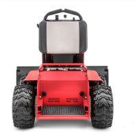 Мини трактор_уборщик снега_7