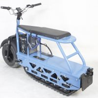 Electric ATV_электро вездеход_электро сноубайк_electric snowbike_12