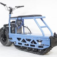 Electric ATV_электро вездеход_электро сноубайк_electric snowbike_13