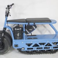 Electric ATV_электро вездеход_электро сноубайк_electric snowbike_4
