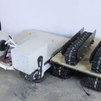 Гусеничные платформы для робота_6