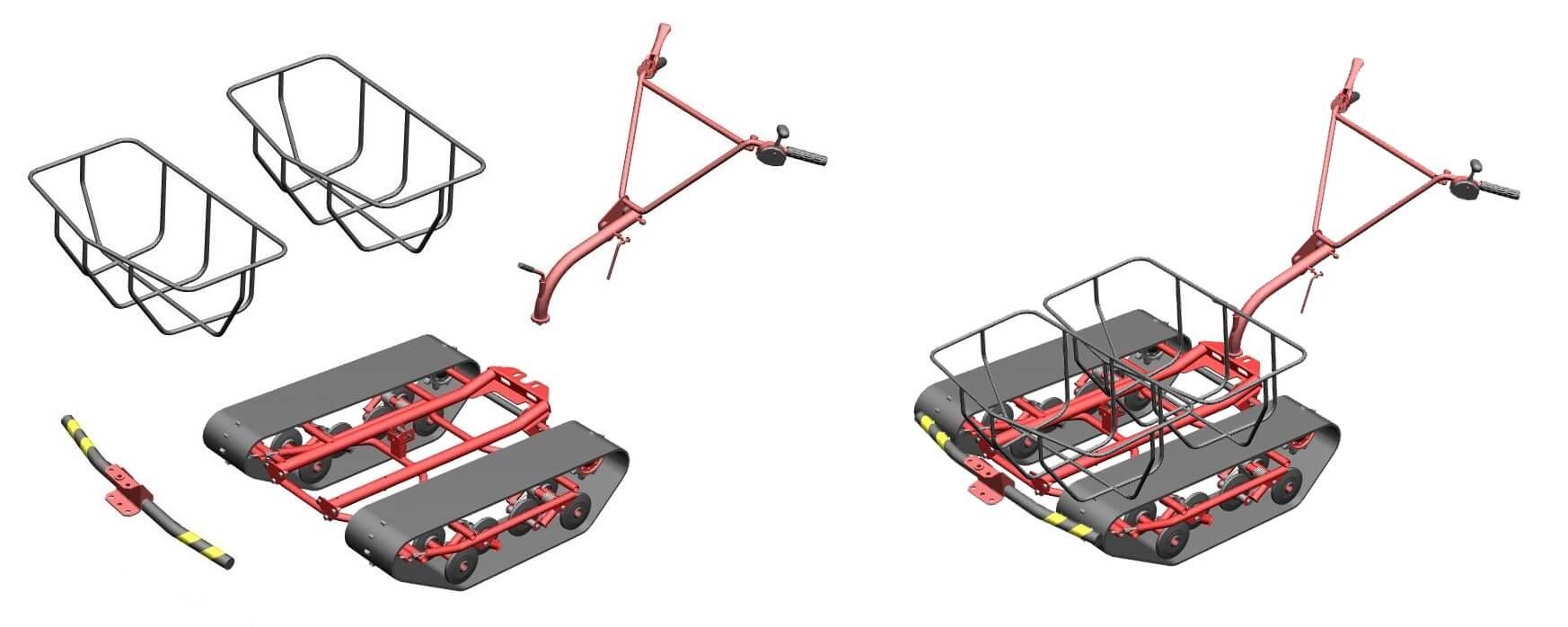 Modular snowmobile_x2_11