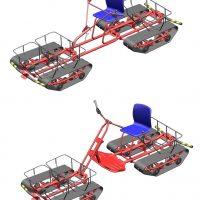 Modular snowmobile_x2_14