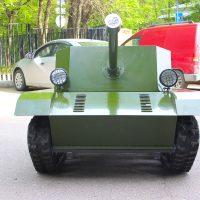 электро танк для пейнтбола и лазертега_2