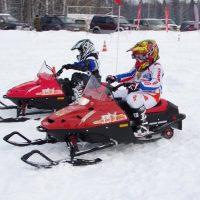 Детский электро снегоход_1