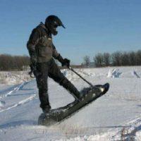 Мото сноуборд электро_2