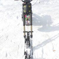 Surron snowbike_electric snowbike_sur ron snowbike kit_гусеница на суррон_surron гусеничный комплект_7
